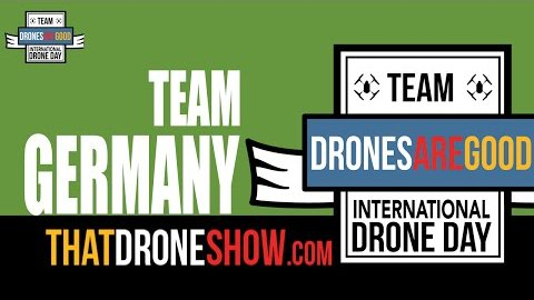 International Drone Day - Team Germany