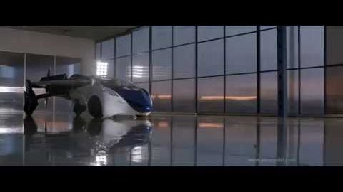 Aeromobil 3.0 (Herstellervideo)