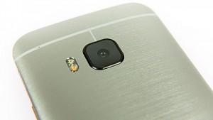 HTC One M9 - Test