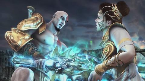 God of War 3 Remastered - Trailer (PS4)