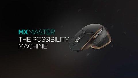 Logitech MX Master - Trailer