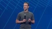 Facebook Keynote F8 2015