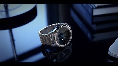 Olio - Smartwatch (Kickstarter)