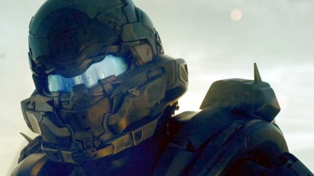 Halo 5 Guardians - Trailer (Spartan Locke)