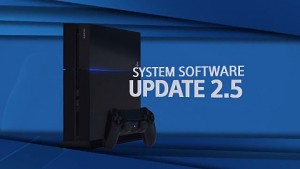 Playstation 4 Firmware Update 2.5 - Trailer
