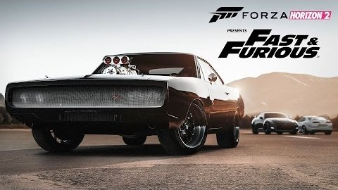 Forza Horizon 2 - Trailer (Fast and Furious)