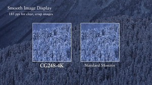 Eizo Color Edge CG248-4K Monitor - Herstellervideo