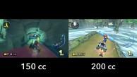 Mario Kart 8 - Delfinlagune 150cc vs. 200cc