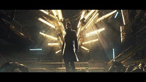 Deus Ex Mankind Divided - Trailer (Ankündigung)