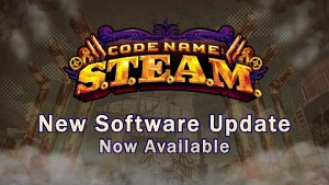 Codename Steam (Patch für Ladezeiten)
