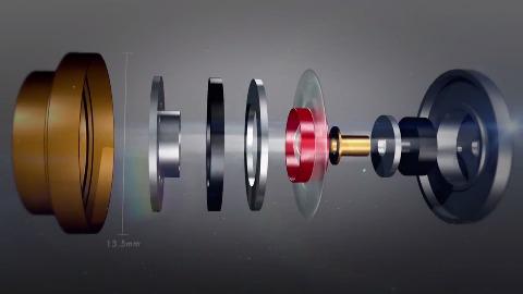 Panasonics In-Ear-Kopfhörer RP-HJX20 (Herstellervideo)
