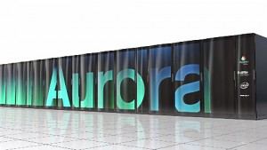 Intel spricht über den Aurora-Supercomputer für das DoE