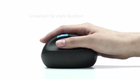 Microsoft Sculpt Ergonomic Mouse - Herstellervideo