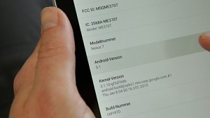 Android 5.1 - Test