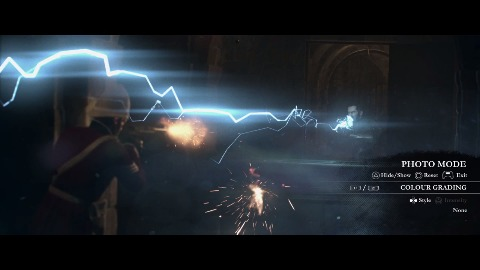 The Order 1886 - Trailer (Photo Mode)