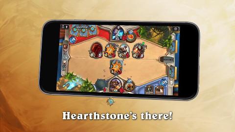 Hearthstone für iOS- und Android-Phones - Trailer