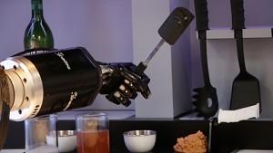 Roboterküche von Moley Robotics