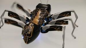 Bionic Ants auf der Messe Hannover - Festo