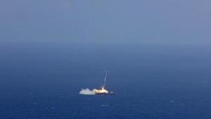 CRS-6 Landung fehlgeschlagen