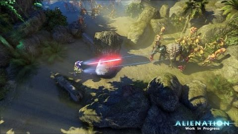 Alienation - Trailer (Pre-Alpha)