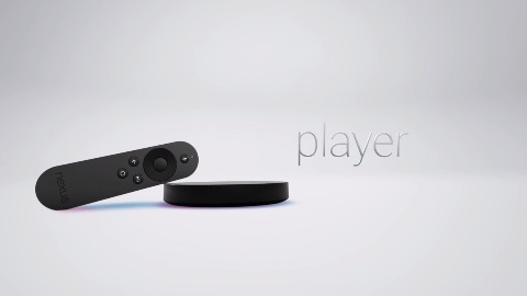Google Nexus Player - Herstellervideo