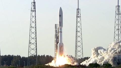 Neues flexibles Raketensystem von ULA - Herstellervideo