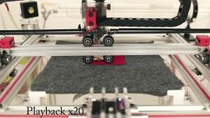 Disney Research zeigt 3D Drucker für Stoffe