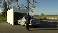 BMW - automatisches Parken (Bild Herstellervideo)