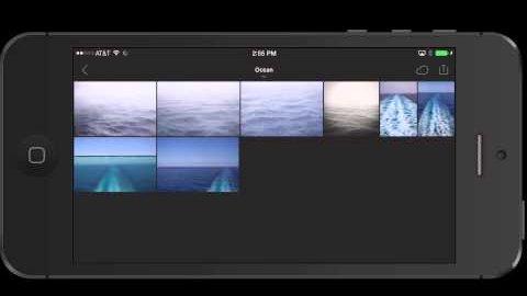 Lightroom CC auf Mobilgeräten - Trailer
