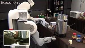 Robobarista - Roboter Willow lernt Kaffee kochen