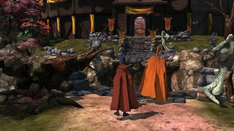 Das neue King's Quest - Trailer (Behind The Scenes)