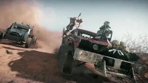 Mad Max - Trailer (Gameplay, Overview)