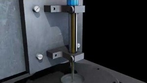 Aerogel per 3D-Druck verarbeiten - LLNL