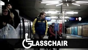 Glass Chair - Trailer