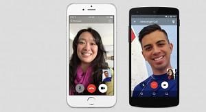 Facebook Messenger mit Videochat