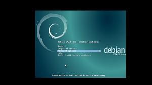 Debian Jessie Installer ausprobiert