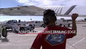 Testflüge mit verformbaren Flügeln - Nasa