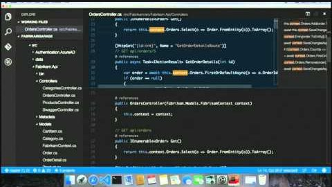 Visual Studio Code unter Mac und Linux