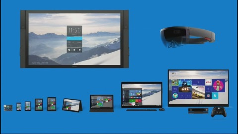 Windows 10 - Trailer (Build 2015)