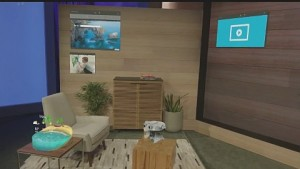 Microsoft zeigt Hololens-Simulation (Build 2015)