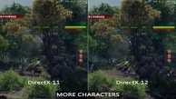 King of Wushu mit Cryengine - Trailer (DX11 vs DX12)