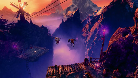 Trine 3 The Artifacts of Power - Trailer (Early Access)