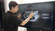 Microsoft Surface Hub - Demonstration (Build 2015)