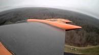 Testflug des unbemannten Wandelflugzeugs GL-10 - Nasa
