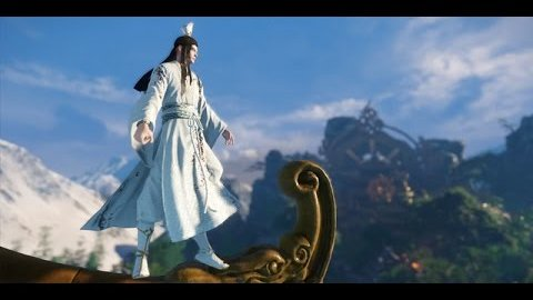 King of Wushu - DirectX-12-Grafikdemo