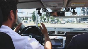 Swisscom testet autonome Autos
