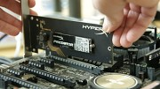 Kingston HyperX Predator PCIe Express SSD angesehen
