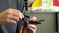 Quadrocopter mit Origami-Armen - EPFL