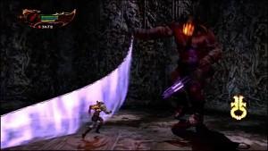 God of War 3 Remastered - Gameplay Boss Battle