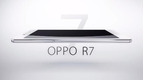 Oppo R7 - Trailer